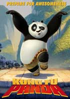 Kung Fu Panda - 11 x 17 Movie Poster - Style H