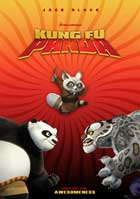 Kung Fu Panda - 11 x 17 Movie Poster - Style J