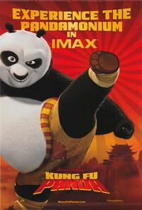 Kung Fu Panda - 27 x 40 Movie Poster - Style G