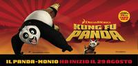 Kung Fu Panda - 20 x 40 Movie Poster - Italian Style A