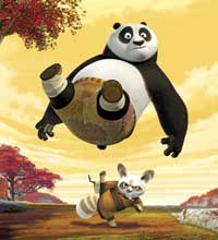 Kung Fu Panda - 8 x 10 Color Photo #2