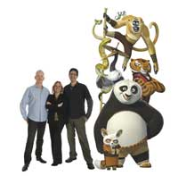 Kung Fu Panda - 8 x 10 Color Photo #20