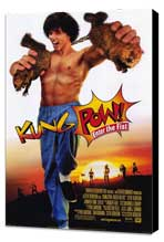 Kung-Pow: Enter the Fist - 11 x 17 Movie Poster - Style A - Museum Wrapped Canvas