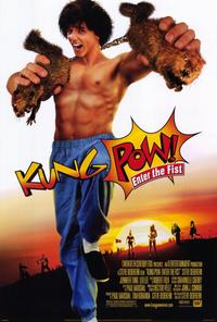 Kung-Pow: Enter the Fist - 11 x 17 Movie Poster - Style A