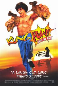 Kung-Pow: Enter the Fist - 11 x 17 Movie Poster - Style B