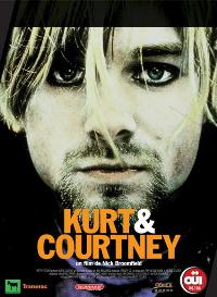 Kurt & Courtney - 11 x 17 Movie Poster - French Style A