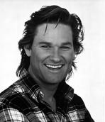 Kurt Russell - Kurt Russell Posed in checkered polo shirt With White Background