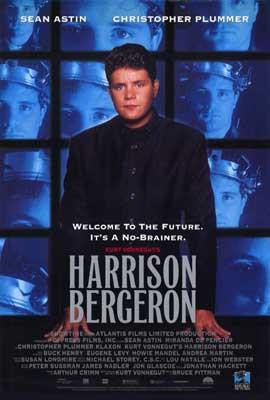 Kurt Vonnegut's Harrison Bergeron - 27 x 40 Movie Poster - Style A