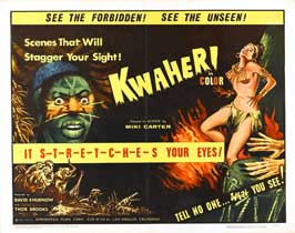 Kwaheri - 11 x 14 Movie Poster - Style A