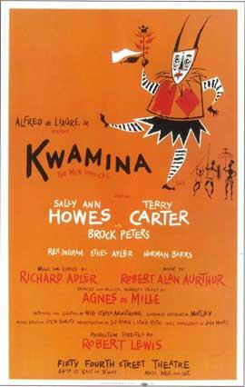 Kwamina (Broadway) - 14 x 22 Poster - Style A