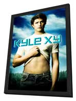 Kyle XY - 27 x 40 TV Poster - Style A - in Deluxe Wood Frame