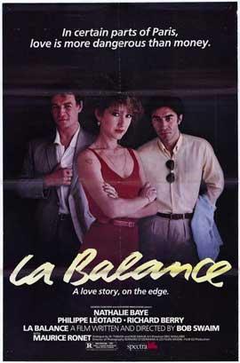 La Balance - 11 x 17 Movie Poster - Style A