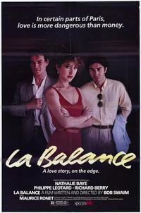 La Balance - 27 x 40 Movie Poster - Style A