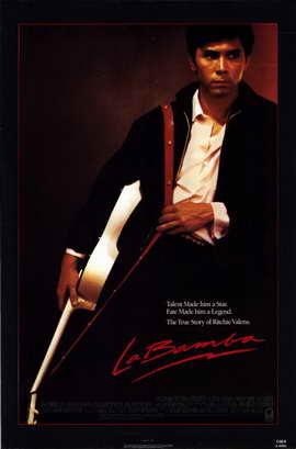 La Bamba - 11 x 17 Movie Poster - Style A