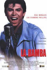 La Bamba - 11 x 17 Movie Poster - Style B