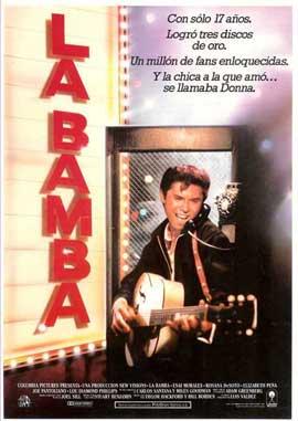 La Bamba - 11 x 17 Movie Poster - Spanish Style A