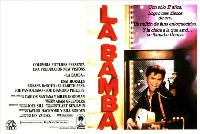La Bamba - 11 x 17 Movie Poster - Spanish Style B