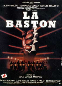 La baston - 11 x 17 Movie Poster - French Style A