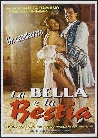 La Bella e la Bestia - 11 x 17 Movie Poster - Italian Style A