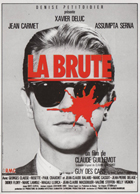 La brute - 11 x 17 Movie Poster - French Style A