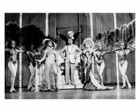 La Cage Aux Folles: The Broadway Musical Comedy - 8 x 10 B&W Photo #3