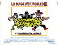 La Cage aux Folles 2 - 11 x 14 Movie Poster - Style A