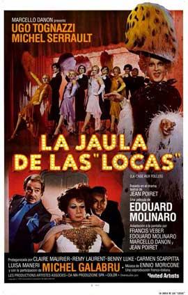 La Cage aux Folles - 11 x 17 Movie Poster - Style A