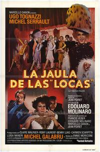 La Cage aux Folles - 43 x 62 Movie Poster - Bus Shelter Style A