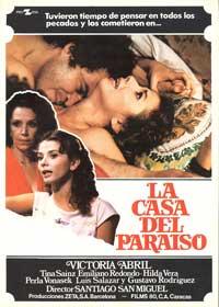 La Casa Del Paraiso - 11 x 17 Movie Poster - Spanish Style A