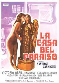 La Casa Del Paraiso - 11 x 17 Movie Poster - Spanish Style B