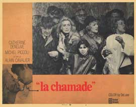 La Chamade - 11 x 14 Movie Poster - Style A
