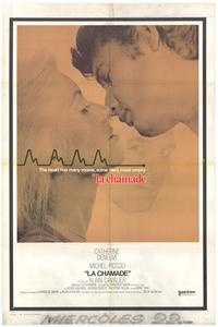 La Chamade - 27 x 40 Movie Poster - Style A