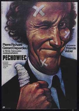 La Chevre - 11 x 17 Movie Poster - Polish Style A