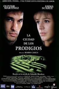 La ciudad de los prodigios - 43 x 62 Movie Poster - Spanish Style A