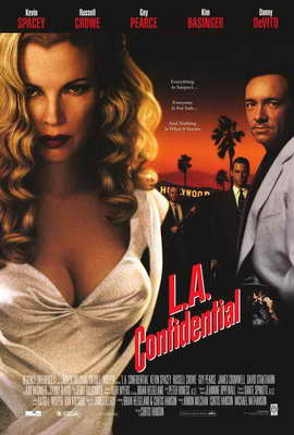 L.A. Confidential - 11 x 17 Movie Poster - Style A