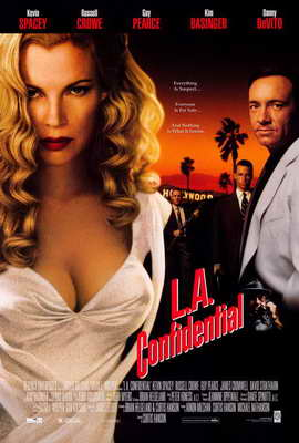 L.A. Confidential - 27 x 40 Movie Poster - Style A