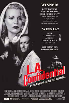 L.A. Confidential - 11 x 17 Movie Poster - Style F