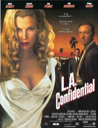 L.A. Confidential - 11 x 17 Movie Poster - Spanish Style A