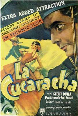 La Cucaracha - 27 x 40 Movie Poster - Style A