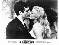 La Dolce Vita - 8 x 10 B&W Photo #1