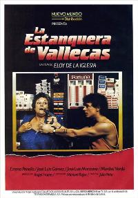 La Estanquera de Vallecas - 11 x 17 Movie Poster - Spanish Style A
