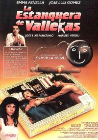 La Estanquera de Vallecas - 11 x 17 Movie Poster - Spanish Style B