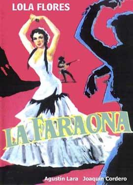 La faraona - 11 x 17 Movie Poster - Spanish Style A