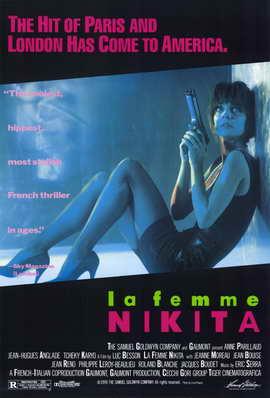 La Femme Nikita - 11 x 17 Movie Poster - Style A