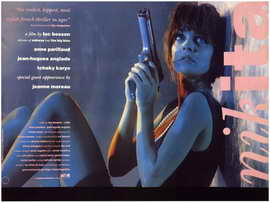 La Femme Nikita - 11 x 17 Movie Poster - Style C