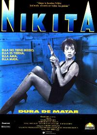 La Femme Nikita - 11 x 17 Movie Poster - Spanish Style A