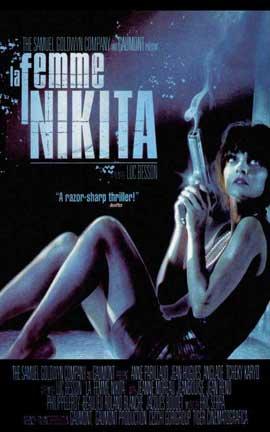La Femme Nikita - 27 x 40 Movie Poster - Style C