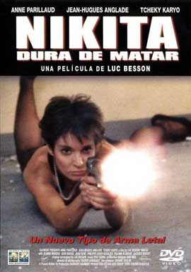 La Femme Nikita - 27 x 40 Movie Poster - Spanish Style B