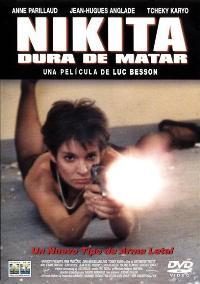 La Femme Nikita - 11 x 17 Movie Poster - Spanish Style B