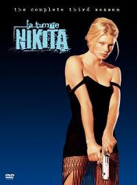 La Femme Nikita - 27 x 40 TV Poster - Style C